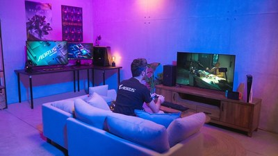 Los monitores para videojuegos GIGABYTE 4K llevan la delantera con HDMI 2.1 y un panel con alta tasa de actualización