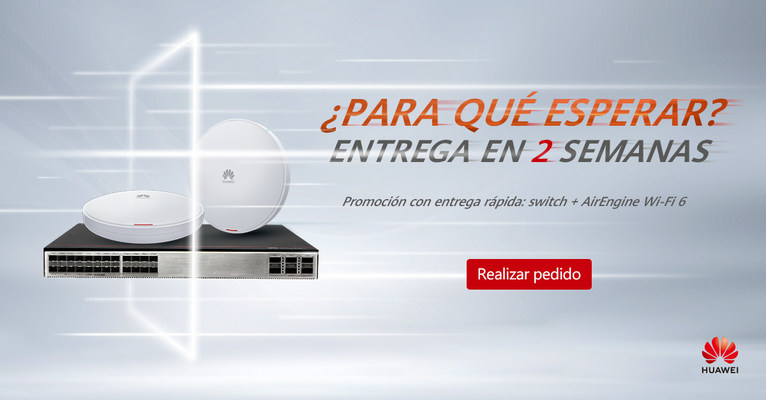 Fast track promotion – Switch Plus AirEngine Wifi6